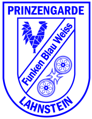 Prinzengarde Funken Blau-Weiss